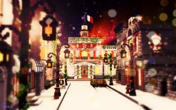 Merry Christmas Minecraft Map & Project