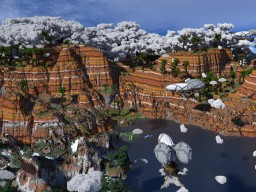 A Dream of Peace: Prime Fishing Grounds Minecraft Map & Project