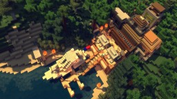 Huge Survival Mansion Minecraft Map & Project
