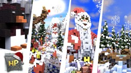 Christmas Server Map Pack | +DOWNLOAD Minecraft Map & Project