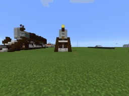GS-1 class Minecraft Map & Project