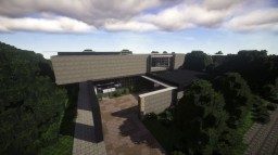 Modern house - box Minecraft