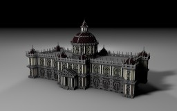 Imperial building Minecraft
