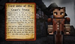 Lord John of the Count's Stone - Medieval Ghent adventure map - Character Sheets. Minecraft Blog
