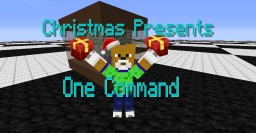Christmas Presents | One Command Minecraft Map & Project