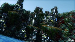 Lyden Cliffs Minecraft Project