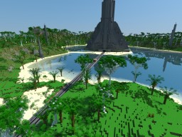 Scarif Imperial Complex - Rogue One Minecraft