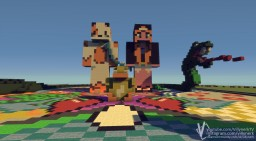 Colorful Plotme Minecraft Map & Project