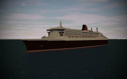 RMS Queen Mary 2 Minecraft