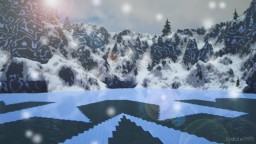 FROZEN LAKE - Merry Christmas! | Custom Brushes, Trees, Textures, and more! [DOWNLOAD!]