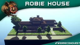 Robie House Minecraft Map & Project