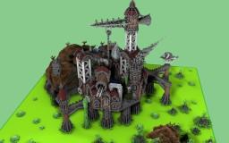 Apocalypse - The Last City Minecraft Map & Project