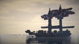 Large Medieval Ship Minecraft