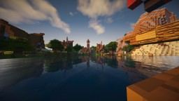 Small Ocean Side Village Minecraft Map & Project