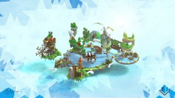 Hiram -  Sustainable City Project Contest Minecraft Map & Project