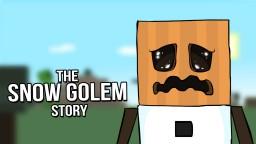 the sad story about snow golem Minecraft Blog Post