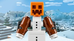 The Life of General Steve the Snow Golem Minecraft