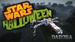 Halloween Star Wars: Dagobah! Minecraft