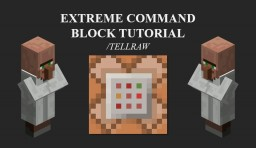 Extreme /tellraw Tutorial
