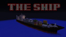 [1.11.2] The Ship Horror Map Minecraft Map & Project