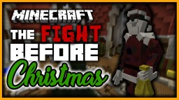 The Fight Before Christmas (Minigame Map) Minecraft Map & Project
