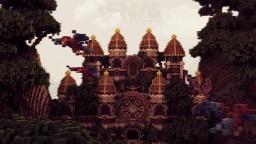 Venias «» Velance - Medium Adventure Hub: Minecraft Map & Project