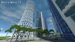 Doha, Qatar Minecraft Map & Project