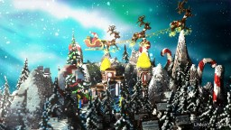 The North Pole - Christmas Special Minecraft Project