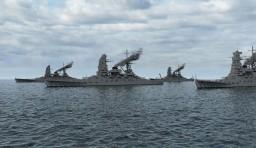 Number 13 Class Battleship (1940s Modernization)