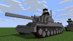 Type-5 chi-ri-kai Minecraft Map & Project