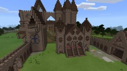 Karthmere Castle and town Minecraft Map & Project