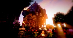 Fantasy World - House Minecraft Map & Project