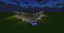 Dilophosaurus/Troodon Fence Minecraft Project