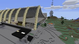 Airport project (Snap int. airport) [NEW DOWNLOAD] Minecraft Project