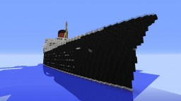 SS Normandie 2016 Merry (Late) Christmas! Minecraft Project