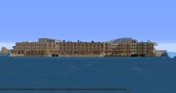 King Gopo - cruise ship Minecraft Map & Project