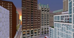 Early 20th Century Skyscrapers Minecraft Project