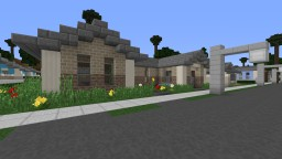 Greenfield Project - 1960s Bungalow Minecraft Map & Project