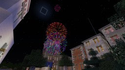 Hoopties House of Fireworks! Minecraft Map & Project