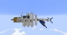 Nautilus X Spacecraft Minecraft Map & Project
