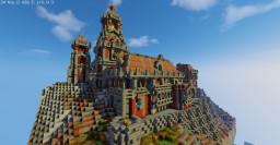 Château Gavray Minecraft Map & Project