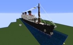 SS. Catherine Russian Liner [Under Construction] Minecraft Project