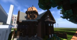 Victorian Cottage | WoK Minecraft Project