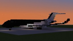 Concept Private Jet Minecraft Project