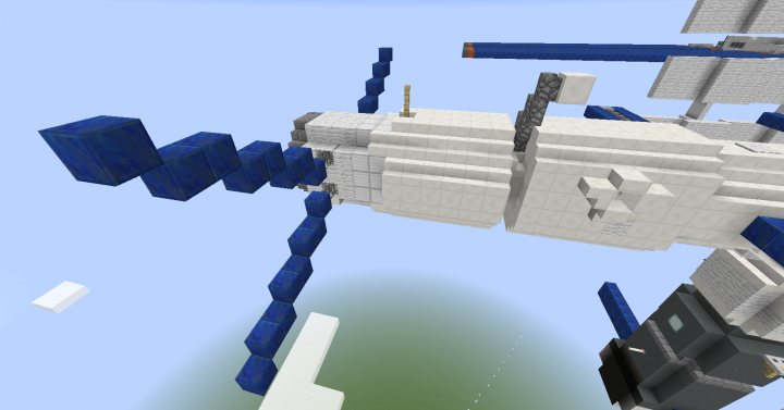 ATV Spacecraft