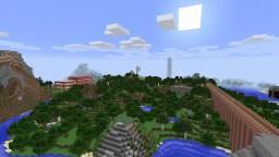 X-Craft PC Minecraft Map & Project