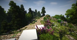 2Kx2K Bloomcloak Mountains- Conquest Reforged Minecraft Project