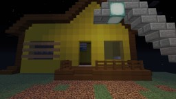 Hello Neighbor Alpha 3 Minecraft Project