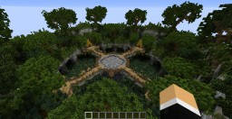 HUb Spawn /Prison Minecraft Project