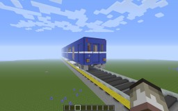 Метровагон ЕЖ-З/EZH-3 Metrocart Minecraft Map & Project